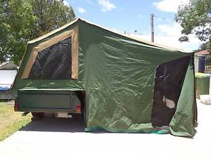 Camper Trailer Centenary Heights Toowoomba City Preview