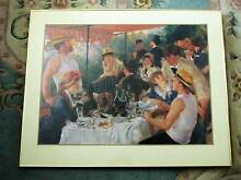 """""""The Luncheon of the Boating Party """" Pierre-Auguste Renoir Balhannah Adelaide Hills Preview"""