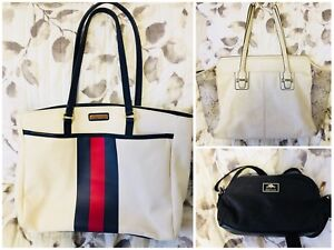 Couch Bag Tommy Hilfiger Roots All 3 For 55