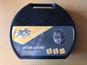 Snow chain 2WD Oakleigh East Monash Area Preview