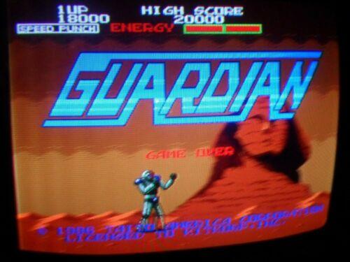 GUARDIAN - Taito Arcade - GENUINE LOGIC PCB SET - WORKING 100% - RARE