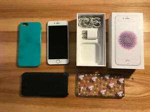 apple iphone 6 gris cosmétique 16go