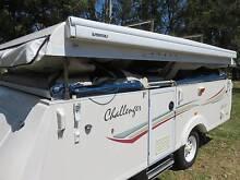 2010 Golf Challenger (Jayco Swan Style) Camper Trailer Blacktown Blacktown Area Preview