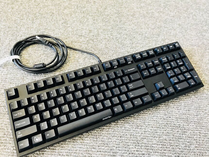 Ducky Mechanical Keyboard Cherry MX Red