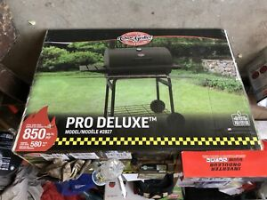 Meat Smoker In The Box New