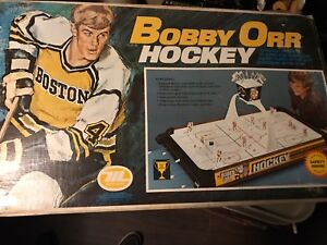 Vintage table top hockey games