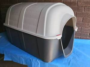 Large Dog Kennel - Fido & Fletch Belair Mitcham Area Preview