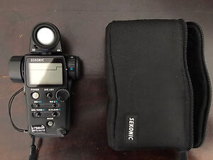 Sekonic L758DR Balgowlah Manly Area Preview
