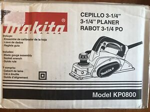"Makita KP0800 - 3 1/4"" Planer - Brand New"