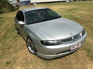 2002 Holden Calais Sedan Yeerongpilly Brisbane South West Preview