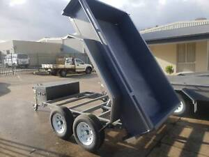 NEW 8X5 TIPPER TRAILER - AUSTRALIAN MADE Holden Hill Tea Tree Gully Area Preview