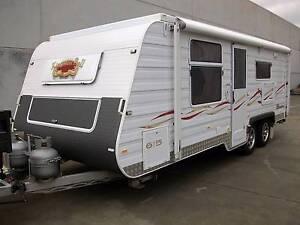 Caravan Pop Top 2011 Kingston Bell Langwarrin Frankston Area Preview