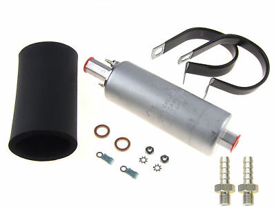 GSL392 Walbro Fuel Pump Inline 255LPH Performance with Kit