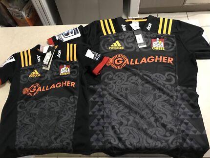 Adidas Chiefs Jerseys authentic (Brisbane 10s) Super Rugby