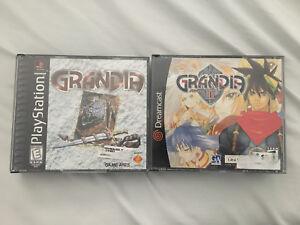 Grandia 1 & 2