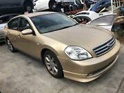Wrecking 2004 Nissan Maxima Landsdale Wanneroo Area Preview