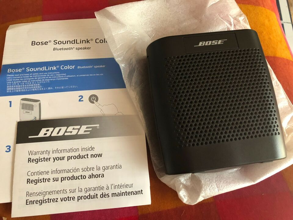 Manual For Bose Soundlink Mini Bluetooth Speaker The Best Sound 2018