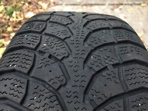Two winter claw extreme grip mx 215 55 r16