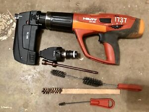 Hilti DX460 MX72 powder actuated tool