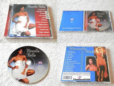 Marcella Bella - s/t 1998 Italy CD; Italo-Disco Excellent+ Cond; Tutti Insieme