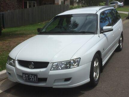 2005 Holden Commodore VZ Acclaim Wagon