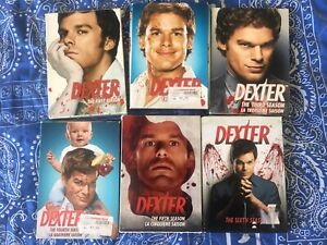 Dexter Seasons 1-6