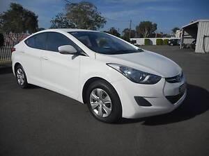 2012 Hyundai Elantra Sedan Glenthorne Greater Taree Area Preview