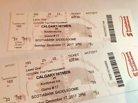 Hitmen Hockey Tix for Pucks for Paws $15