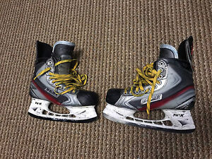 Bauer Vapor X7.0 10D Skates Senior Men - *Black Edge Blades*