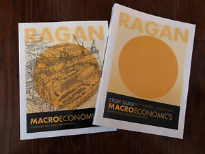 Macroeconomics ragan kijiji in ontario buy sell save with ragan macroeconomics textbook study guide 14th edition fandeluxe Gallery