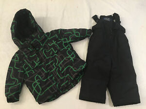 Toddler boy snow suit size 1 Year