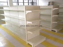 Brand New & High Quality Shop Store Single/Double Sided Shelving Sunnybank Brisbane South West Preview