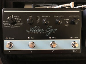 TC Electronic Alter Ego X4 Vintage Delay