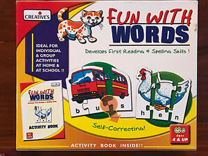 Fun with Words Educational Game O'Halloran Hill Marion Area Preview
