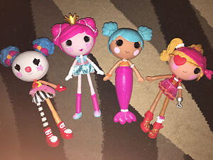 Lalaloopsy switch up dolls