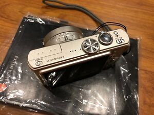 Great Condition Leica D-Lux3 point-and-shot camera