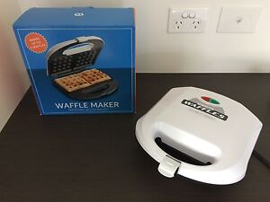 Waffle Maker Docklands Melbourne City Preview