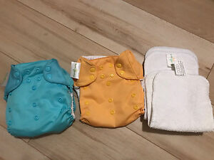 Bumgenius Cloth Diapers (one size)