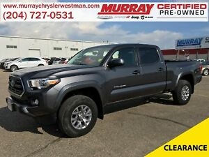 2017 Toyota Tacoma Double Cab SR5 4WD *Backup Camera* *Heated Cl