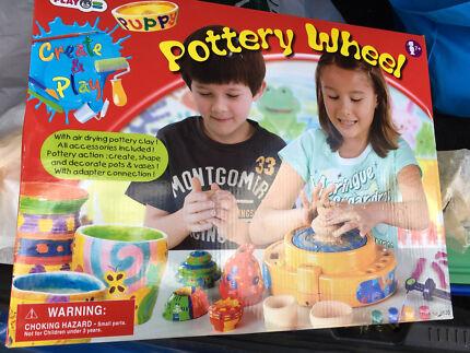 Kids Pottery Wheel