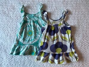 Toddler girl tank top with frill. Size 24 months