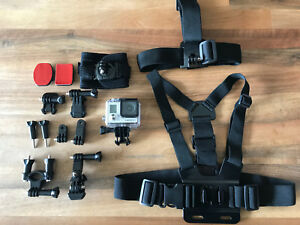 GoPro Hero 3 + Accessories