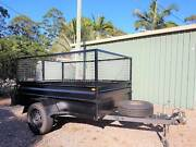 Trailers for hire - Box & encl trailers from $50 - Nth Brisbane Burpengary Caboolture Area Preview