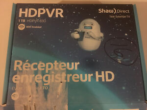 Shaw Direct HD PVR 830