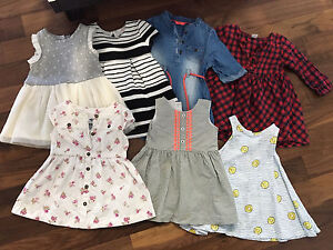 Dresses 12 months - Robes 12 mois