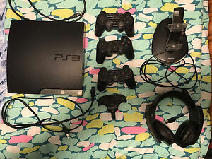 PlayStation 3 with extras