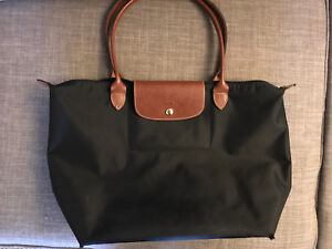 Longchamp nylon bag - large