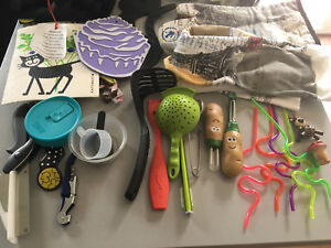 Various kitchen items  - $25 for all
