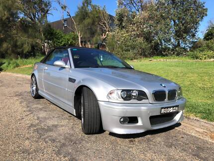 BMW M3 convertible - Supercar performance, everyday driveability Warriewood Pittwater Area Preview
