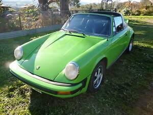 1974 Porsche 911 Convertible Hahndorf Mount Barker Area Preview